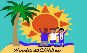 honduras children banner