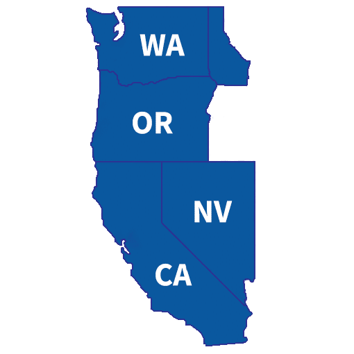 Pacific Time Zone Region