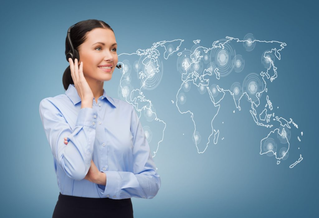 virtual receptionist for your business