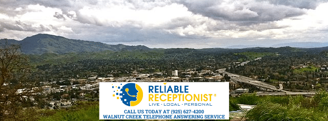 Reliable Receptionist Walnut Creek Telephone Answering Service